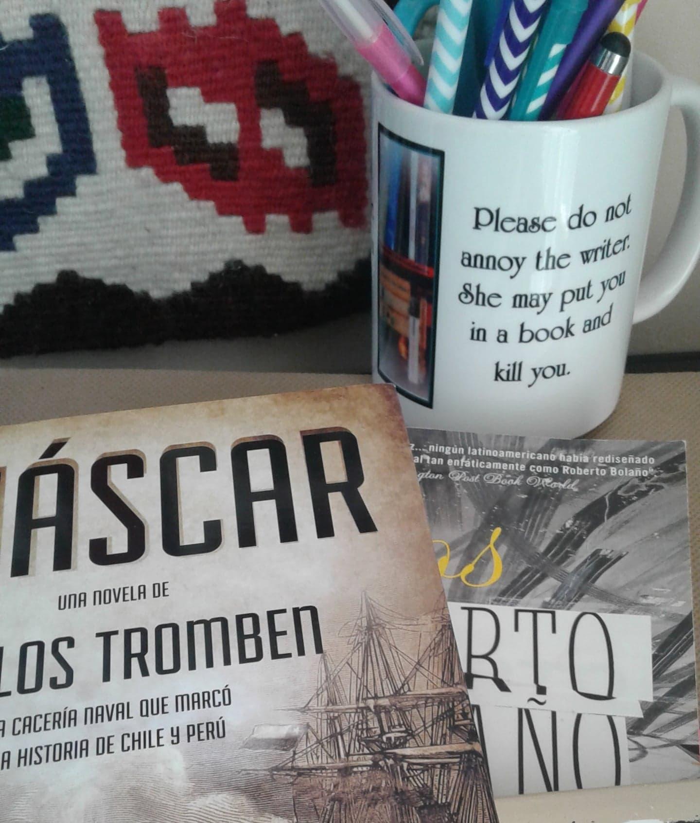 Lo confieso: no me gusta Bolaño