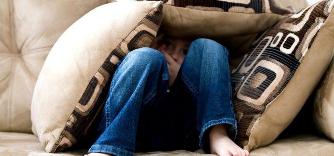 El miedo evolutivo de nuestros hijos: ¿cómo debemos manejarlo?
