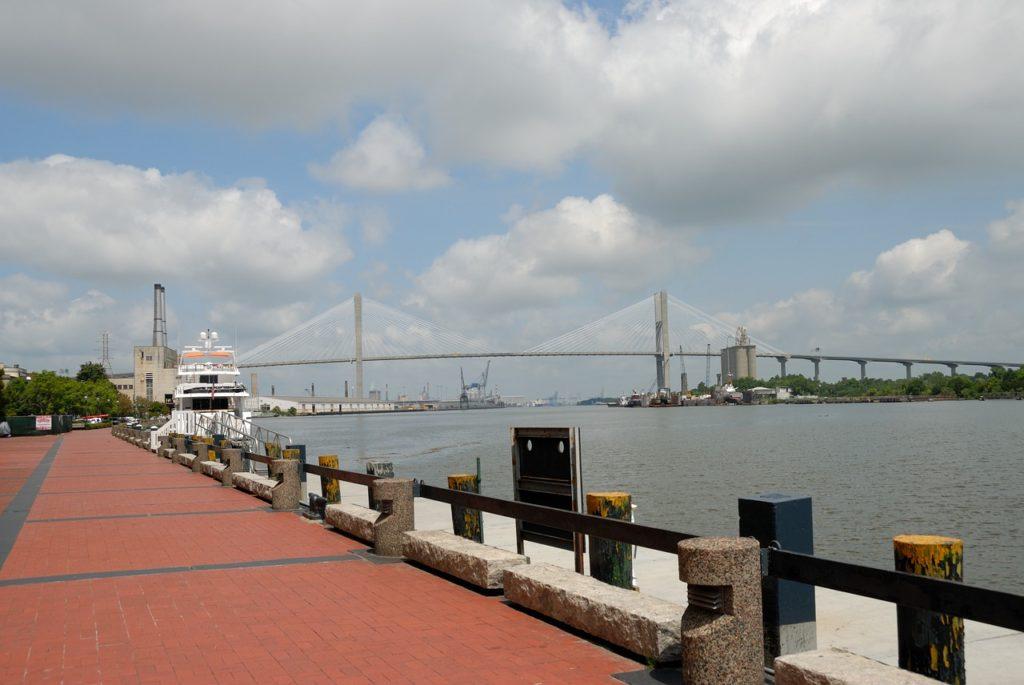 Savannah: encantadora e histórica