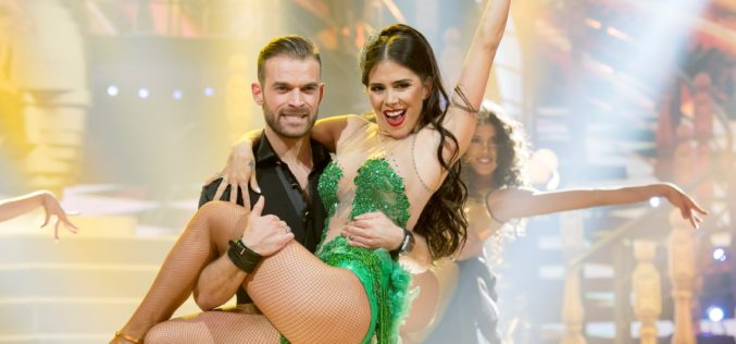 """Greeicy Rendón ganó la competencia de """"Mira Quién Baila"""""""