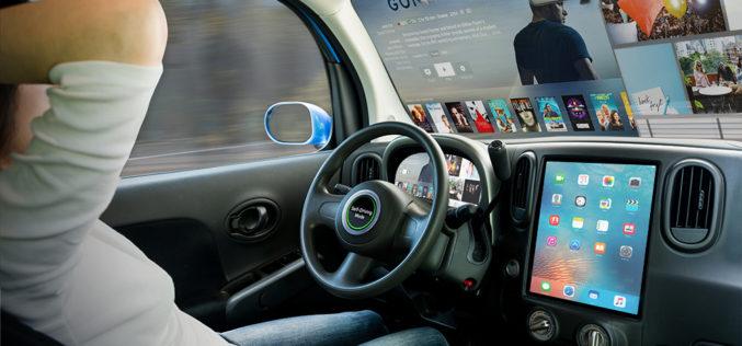 ¿Por qué el parabrisas de tu carro revolucionará el mundo de la publicidad?