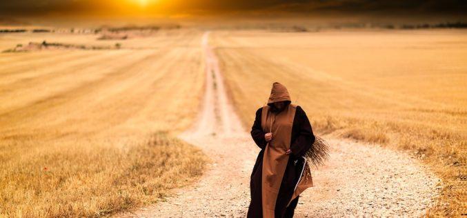 Peregrinación en una línea de otoño, un poema de Eduardo Escalante