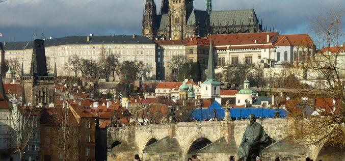 La dorada Praga, una de las ciudades más bellas del mundo