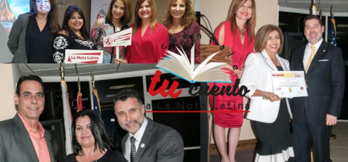 """Cuéntale tu Cuento a La Nota Latina"" 2018 premia al talento hispano"