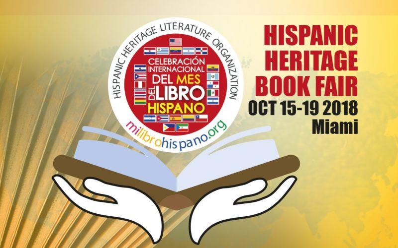 Hispanic Heritage Book Fair abre sus puertas el 15 de octubre