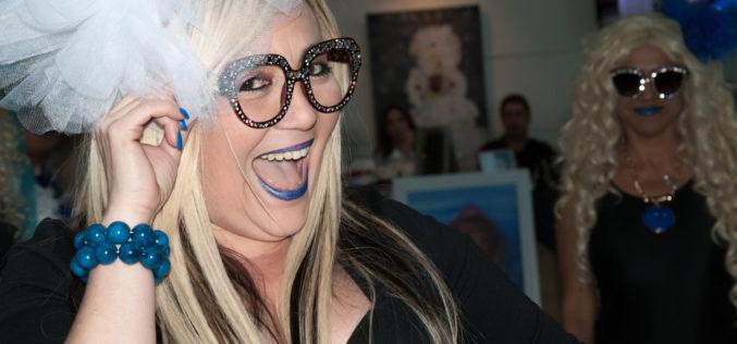 Marisol Casola presentó su colección de lentes