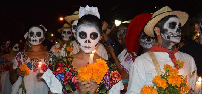 ¿Cómo celebrar el Día de los Muertos?