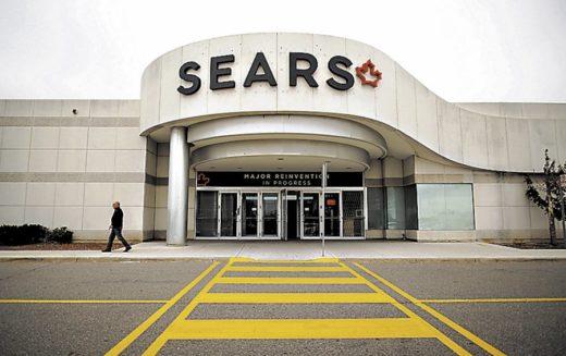 El gigante Sears se declara en quiebra
