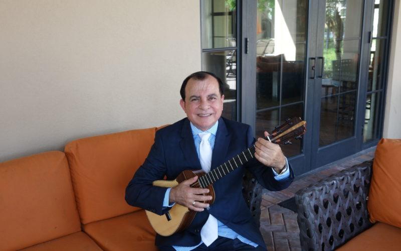 Marcelo's, el cantautor que le compuso a Simón Díaz
