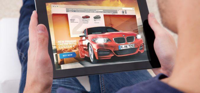 ¿Por qué el internet es el medio más efectivo para vender carros?