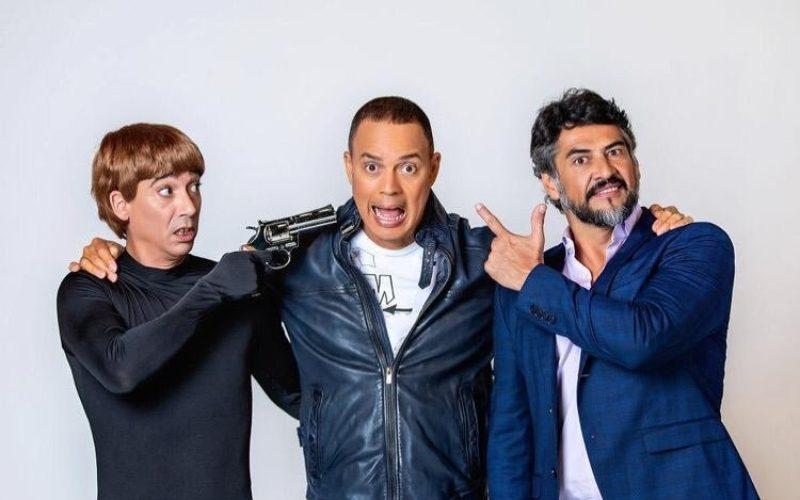 """Alexis Valdés pone en escena """"Atrácame Más"""" en el Teatro Trail"""
