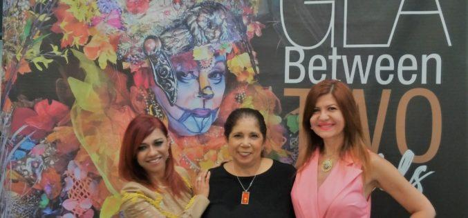 La creatividad de Alexis Rivero llena los espacios de Humboldt International University