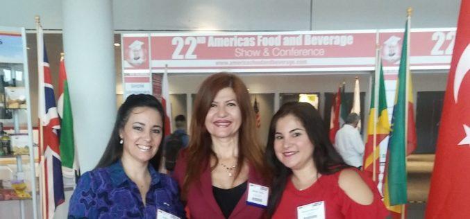 Americas Food & Beverage Show: una explosión de marcas y sabores