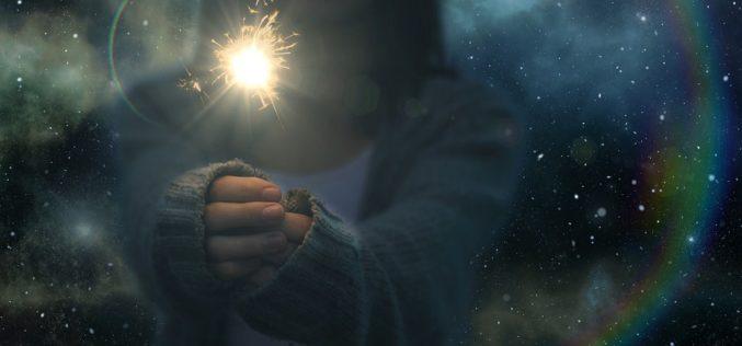 Luces fugaces en bolsas de aire, un poema de Eduardo Escalante