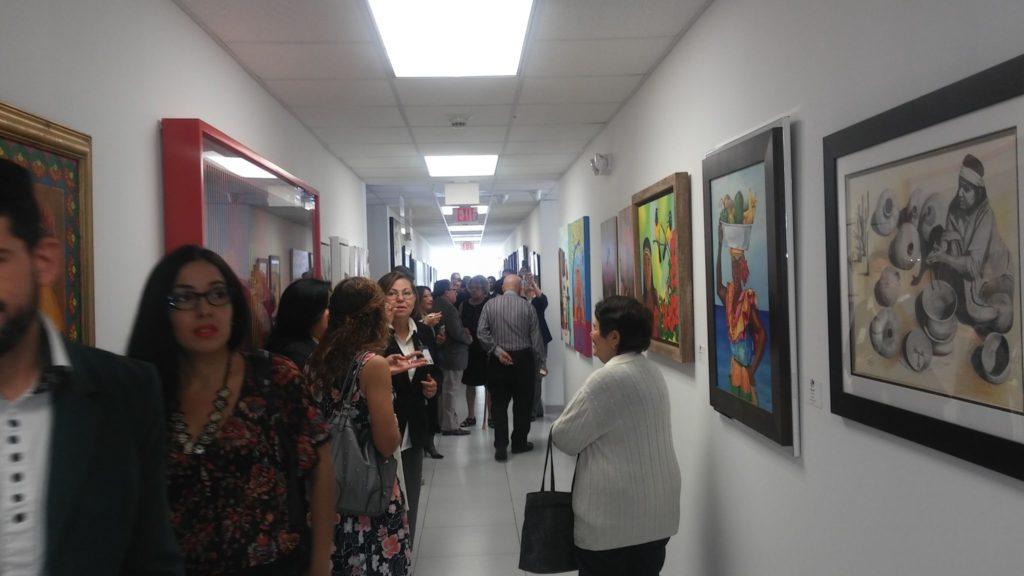 Urbe Pro Arte muestra creación de 22 artistas latinos