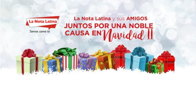 La Nota Latina y sus amigos recolectarán ropa y juguetes para cuatro fundaciones