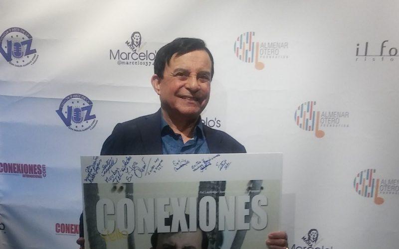 Marcelo's recibe reconocimiento de la revista Conexiones