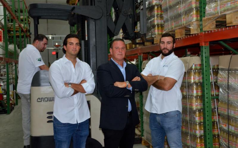 """Giacomo Catalfo: """"Prime Food International, un sueño de inmigrantes hecho realidad"""""""