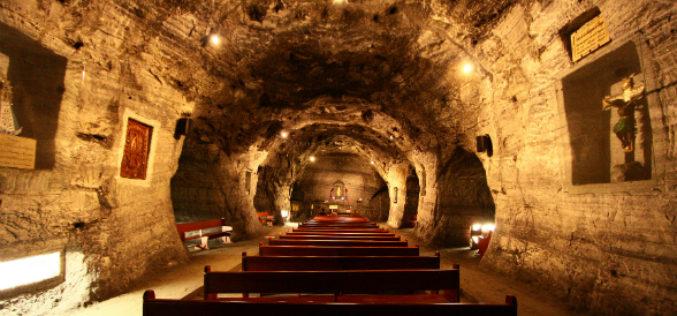 La Catedral de Sal, la primera Maravilla de Colombia