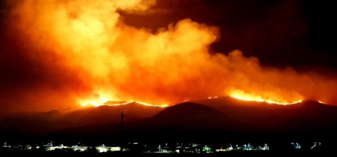 Incendios en California: ¿cómo escapar de un fuego tan feroz?