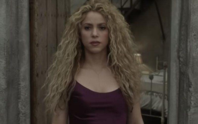 """Shakira se muestra en solitario en el videoclip de """"Nada"""""""