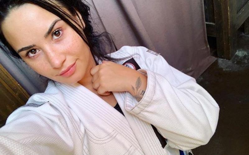 "Demi Lovato: ""Estoy sobria y agradecida de estar viva"""