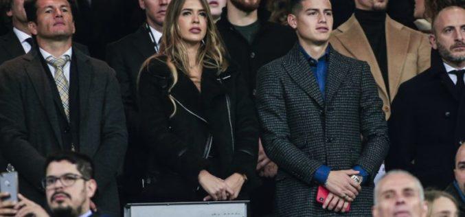 ¿Se confirma el romance de Shannon de Lima y James Rodríguez?