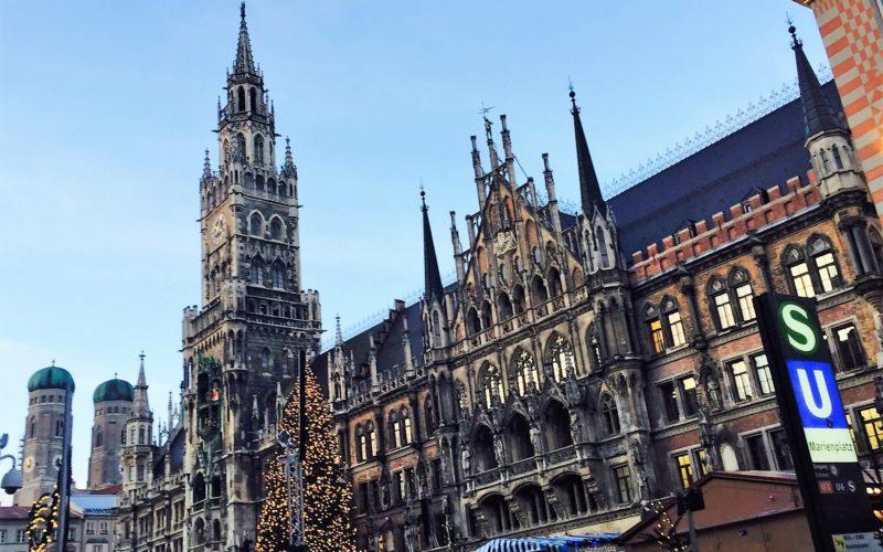 Múnich: colores navideños, luces, tradiciones y mucha historia