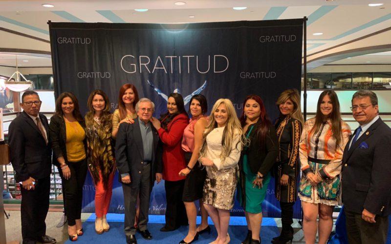 Alejandra Fuentes premió con gratitud