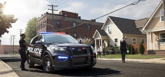 """¿Por qué el nuevo """"Police Interceptor"""" de Ford es el vehículo ideal para alcanzar a los malhechores?"""