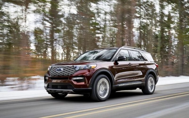 Ford presentóel nuevo Explorer del 2020