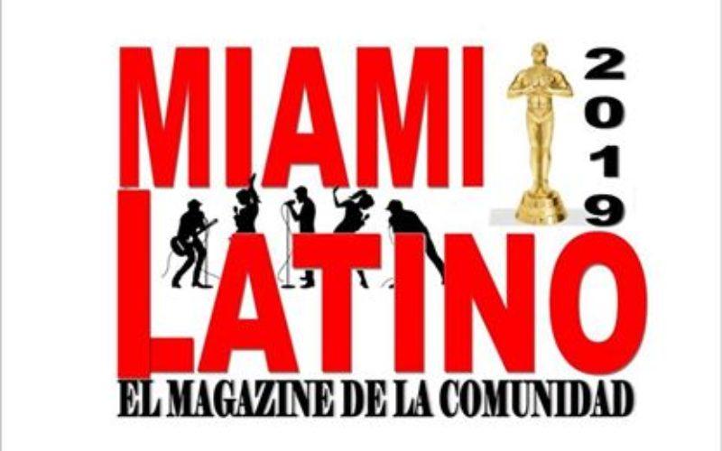 La Nota Latina recibirá premio del Miami Latino Magazine 2019