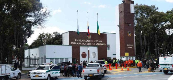 Ataque a la Escuela de Policía General Santander: locura consciente