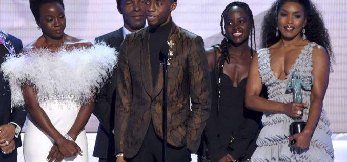 Black Panther gana el máximo honor en los premios SAG