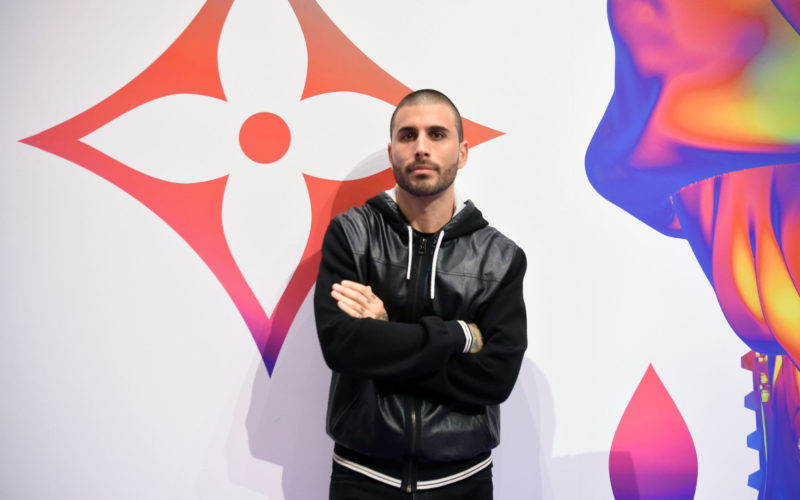 Louis Vuitton lanzó en Miami la colección Primavera-Verano 2019 de Virgil Abloh