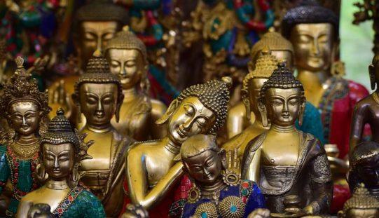 Seis varillas & Buddha: receta al extranjero