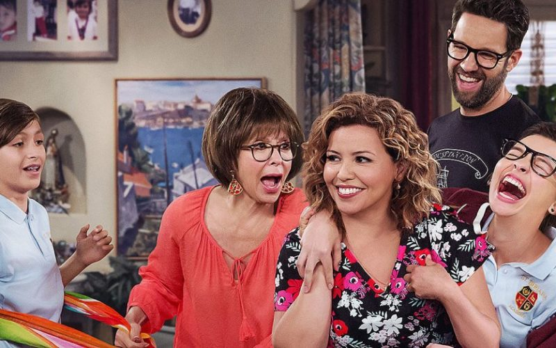 """One day at a time"": 3° temporada se estrena el 8 de febrero"