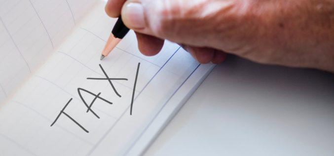 ¿Por qué debemos declarar impuestos a principios de año?