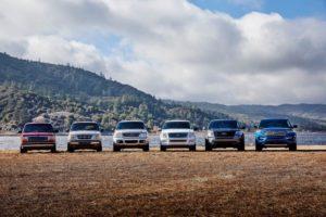Ford presentó el nuevo Explorer del 2020