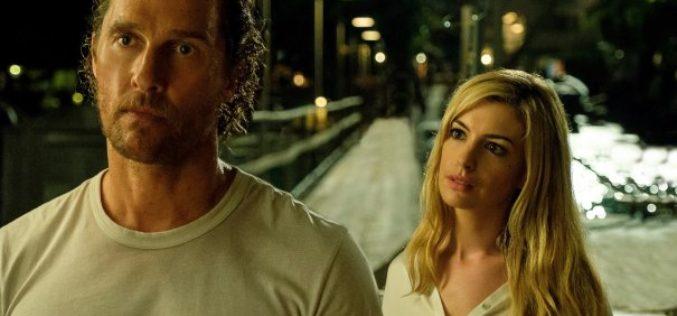 "McConaughey y Hathaway protagonizan ""Serenity"""
