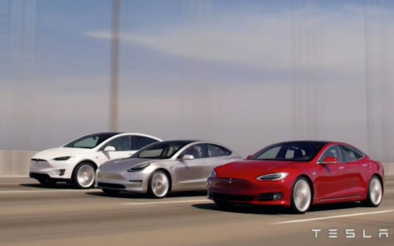 ¿Cuáles fueron los 10 carros eléctricos más vendidos en el 2018?