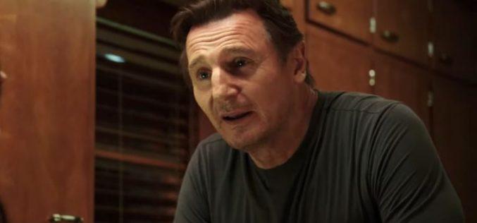 Liam Neeson está listo para un poco más de revancha en Hard Powder