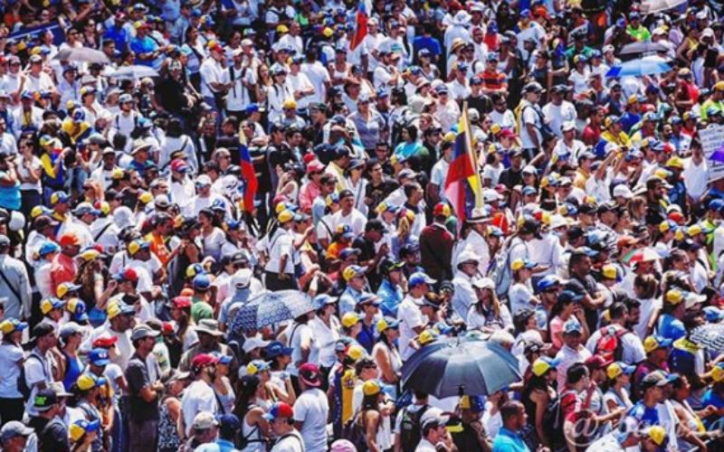 Venezuela: euforia y esperanza