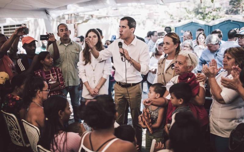 Venezuela: fuerzas armadas bloquean ingreso de ayuda humanitaria
