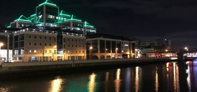 El cautivador encanto de Dublín
