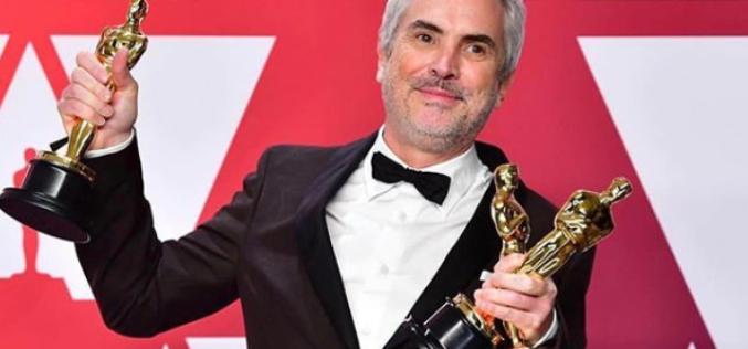 Roma se impone como mejor película extranjera en los Oscar 2019