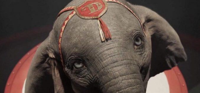"""Disney estrena """"Dumbo"""" con el sello de Tim Burton"""