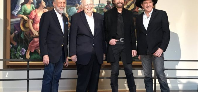 Brooks & Dunn y Ray Stevens entraron al Salón de la Fama de la Música Country