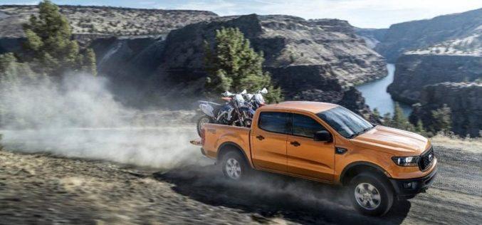 Ford lanza campaña de su camioneta Ranger 2019