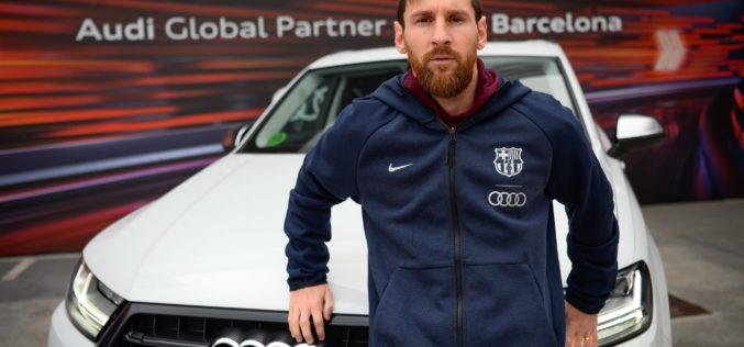 ¿Cuáles son los carros preferidos de los jugadores del Barcelona?